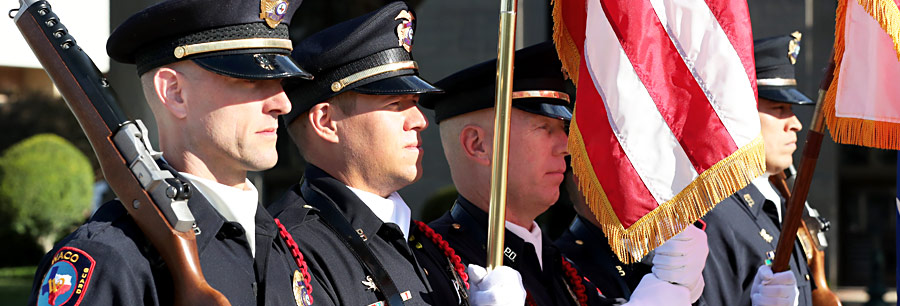 Waco Police Honor Guard