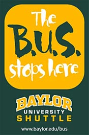 Baylor University Bus Routes, Waco Transit System - Waco, Texas