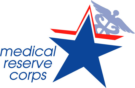 Central Texas Medical Reserve Corps Logo