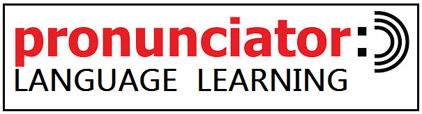 pronunciator language learner