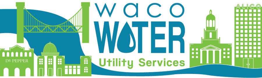 waco water utility services